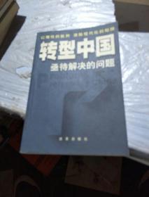 转型中国:亟待解决的问题