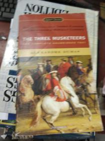 特价现货~The Three Musketeers(全英文)