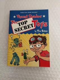THE TOPSECRET TOYS BY TIM KEHOE