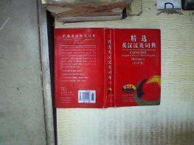 精选英汉汉英词典(大字体)