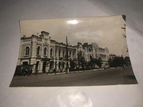 60年代 苏联照片式 老明信片
