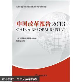 中国改革报告2013