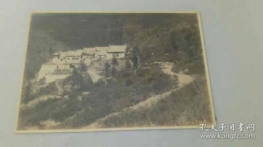 山西五台山清凉寺