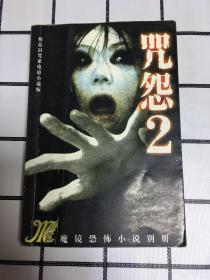 魔镜恐怖小说别册-咒怨2(无光盘)