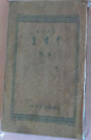 中书集 初版