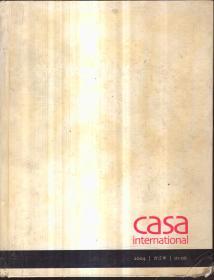 国际家居 casa international 2004年01-06合订本(精装)
