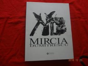 (英文原版)MIRCIA DUMITRESCU 米西亚·杜米特里斯库