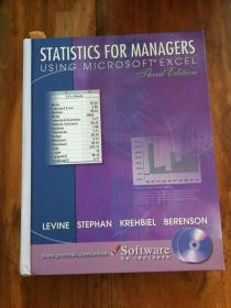 Statistics for Managers Using Micosoft Excel