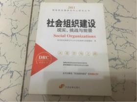 社会组织建设:现实、挑战与前景(国务院发展研究中心研究丛书)