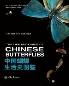 中国蝴蝶生活史图鉴