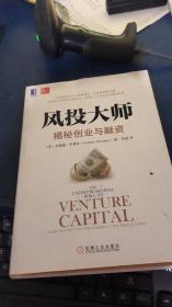 风投大师:揭秘创业与融资