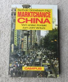 Marktchance China: Vom ersten Kontakt zum Joint Venture (德文原版)