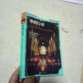 寒鸦行动:肯·福莱特历史悬疑小说经典