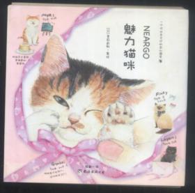 一个你从未见过的奇幻国度【 魅力猫咪+乐活猫城+猫国宝贝】全3册