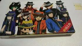 日本原版卡通 【家教】 盒装明信片 18张 未拆封