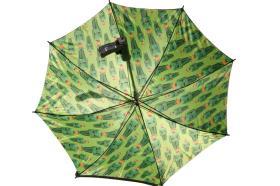 著名当代艺术家、中国当代美术研究院油画院院长 沈敬东 艺术衍生作品 雨伞 一把(直径100cm)  HXTX106307