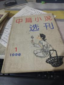 中篇小说选刊 1996年1期