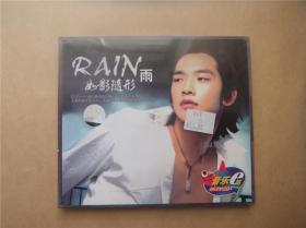 RAIN雨 如影随形 音乐e栈 2VCD