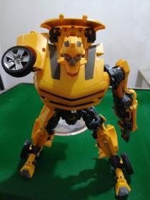 变形金刚之大黄蜂(缺一轮)