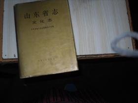山东省志文化志                       K108