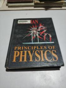 PRINCIPLES OF PHYSICS(外文)