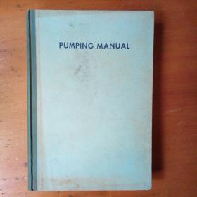 PUMPING MANUAL(泵手册 英文版) 第三版 【国内翻印】