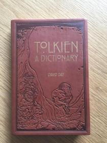 托尔金字典 英版  A Dictionary of Tolkien