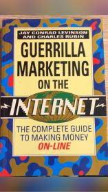 GUERRILLA MARKETING ON THE INTERNET[电商营销]