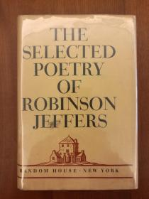 The Selected Poetry of Robinson Jeffers (布面精装毛边书)