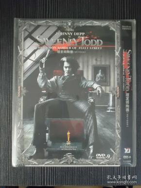 D9 理发师陶德 Sweeney Todd: The Demon Barber of Fleet Street 又名: 魔街理发师 / 疯狂理发师:伦敦首席恶魔剃刀手 / 恶魔理发师 导演: 蒂姆·波顿 1碟  类型: 剧情 / 恐怖 / 歌舞
