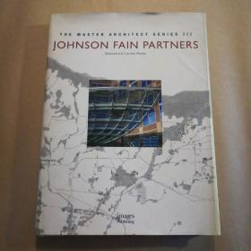 (THE MASTER ARCHITECT SERIES III) JOHNSON FAIN PARTNERS:Selected and current works (建筑大师系列 精装12开 带书衣 英文原版)