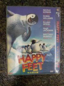 快乐的大脚Happy Feet 2006美国乔治·米勒妮可·基德曼(附赠快乐的大脚ⅡHappy FeetⅡ2011美国)