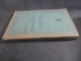 the co-operative movement and present-day problems 合作社运动和现今的问题 德文  1945年蒙特利尔出版