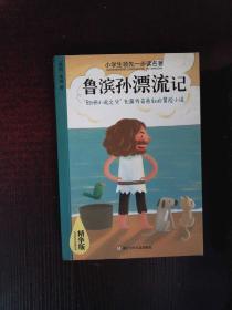 鲁滨孙漂流记-小学生领先一步读名著-精华版
