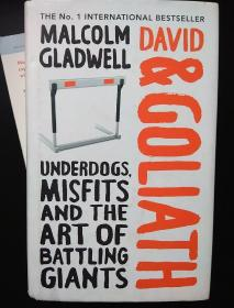 David and Goliath:Underdogs, Misfits, and the Art of Battling Giants