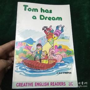 TOM HAS A DREAM【英文原版书】