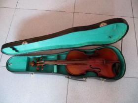 五十年代金标东方红小提琴.演奏级