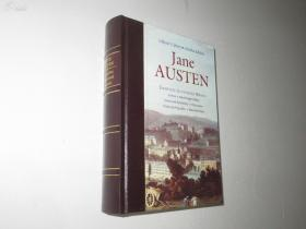 Jane Austen, Complete Illustrated Novels 奥斯汀小说全集 插图版 收藏家版本 Macmillan Collector's Library