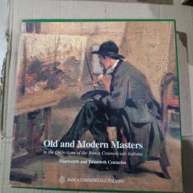 Old and modern masters   意大利商业银行藏19-20世纪名画