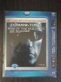 D9 终结者3 Terminator 3 又名: 终结者3:机器的觉醒 / 未来战士3:歼灭者TX / 魔鬼终结者3 / T3 导演: 乔纳森·莫斯托 1碟 类型: 动作 / 科幻 / 惊悚