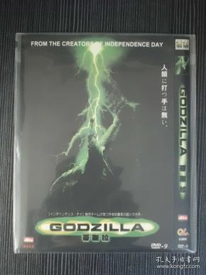 D9 哥斯拉 Godzilla 又名: 酷斯拉 / 怪兽哥斯拉 导演: 罗兰·艾默里奇 1碟 类型: 动作 / 科幻 / 冒险 / 灾难