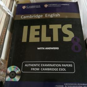 Cambridge,English,IELTS8