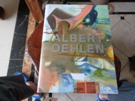 Albert Oehlen 阿尔伯特·厄伦作品全集 精装  8开