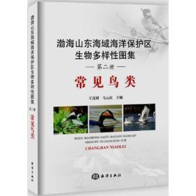 渤海山东海域海洋保护区生物多样性图集——常见鸟类