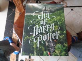 Harry Potter: The Art of Harry Potter   哈利波特电影艺术设定集 英文原版
