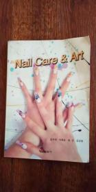 nail care & art 指甲护理和艺术 韩文版
