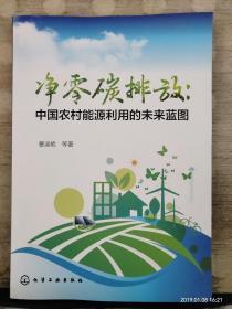 净零碳排放:中国农村能源利用的未来蓝图