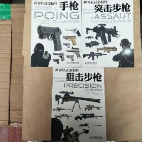 世界轻武器精粹:手枪,狙击步枪,突击步枪