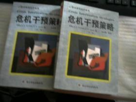 危机干预策略【心理咨询与治疗系列 上下册】