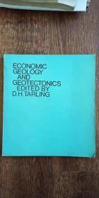经济地质与大地构造[英文版]
